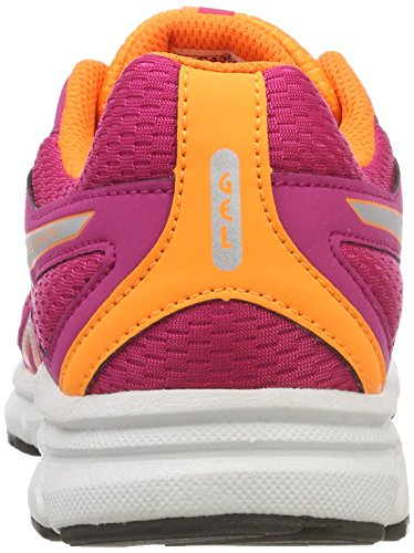 Asics Niños De Unisex Running Naranja 2 xalion Gel Gs Zapatillas Plata Rosa frSqxOfUw