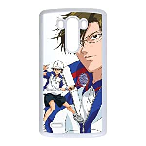 LG G3 Cell Phone Case White The Prince of Tennis J3429916