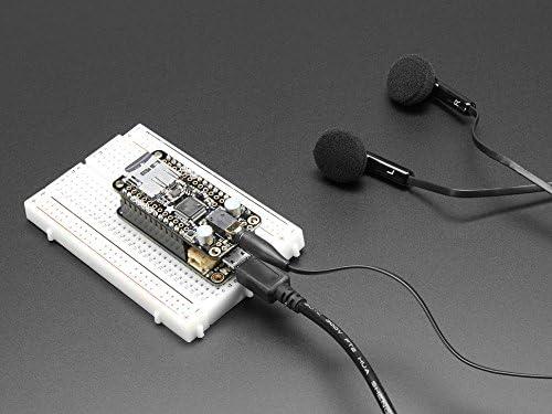 PID 3357 Music Maker FeatherWing - MP3 OGG WAV MIDI Synth Player Adafruit