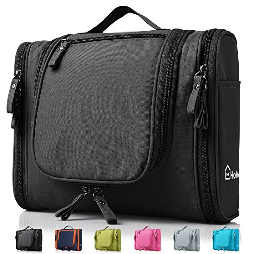 Hanging Cosmetic Bag For Travel - 9