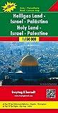 Israel, Palestina, Tierra Santa mapa de carreteras. Escala 1:150.000. Freytag & Berndt.: Istria - Pula (Auto karte)