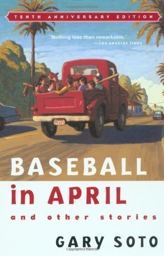 Baseball in April and Other Stories by Soto, Gary 1st (first) Edition [Paperback(2000)]