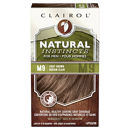 Clairol Natural Instincts Hair Color For Men M