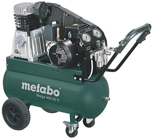 Metabo Mega 400-50 D Kompressor, 601537000