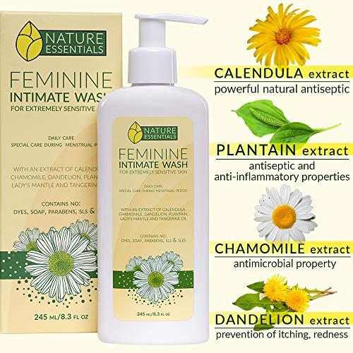 Bestselling Feminine Washes