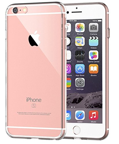 Iphone 6S Iphone 6 Case Armorex Premium Flexible Tpu  Crystal Clear