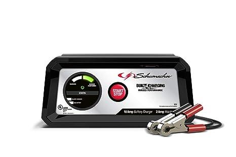 Amazon.com: Schumacher SC1282 Cargador totalmente automático ...