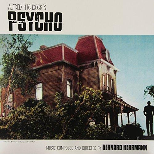 Cover of Psycho (Original Soundtrack)