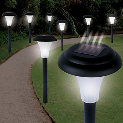 Jb5629 Solar Powered Led Accent Light - 2