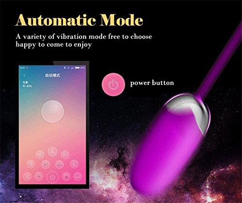 USB Recargable Jump Inalámbrica De Aplicación De Control Remoto App Jump Recargable Huevo Vibrador De Silicona Vibrador Consolador Par De Juguetes Par 6ba596