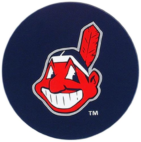 MLB Cleveland Indians Coasters (4 Pack)