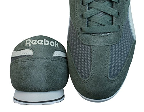 Reebok Scarpe stringate da donna Royal cl Rayen, (Canvas/Green/Paperwhite), 39