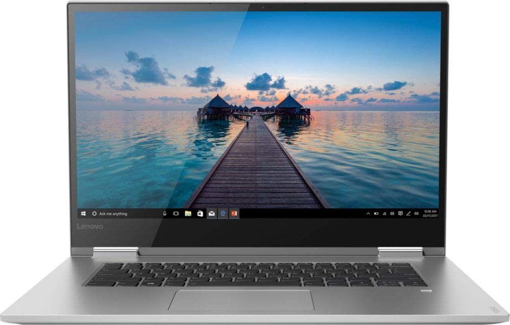 "Lenovo Yoga 730-15 - 15.6"" 4K UHD Touch - i7-8550U - NVIDIA GTX 1050-16GB - 512GB SSD"