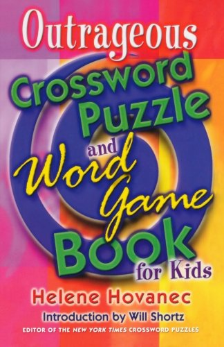 word Puzzle and Word Game Book for Kids (Crossword Puzzle Books For Kids)
