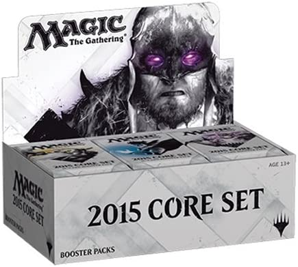 2015 Core Set M15 - Deluxe Magic Box the Booster Japan's largest assortment Gathering MT Sealed