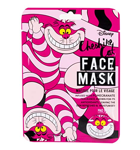 Disney Alice In Wonderland Cheshire Cat Face Mask from Mad -