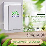 HAPHID Negative Ion Generator/Plug In Air Purifier