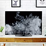 vaporizer core - Philiphome tv dust Cover Smoke weipa Personal vaporizers Fragrant Steam The Concept Dust Resistant Television Protector W32 x H51 INCH/TV 55