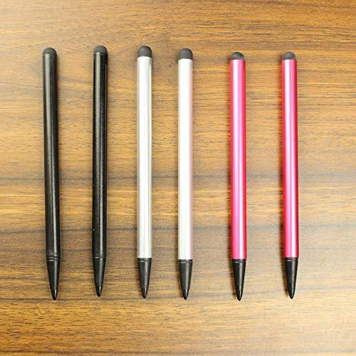 ARSUTE Touch Screen Pen Stylus Universal Touch Screen Pen Capacitive Stylus Pen For Car GPS Navigator Point Round Thin Tip Random