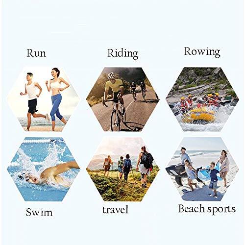 5 colore Piedi Scarpe cn35 Dimensioni Spiaggia Haizhen Donne Acqua A Nudi Sportive Le Da Eu36 uk3 Con Morbido Sandali Fondo A Nuoto Per 10Cxqaww