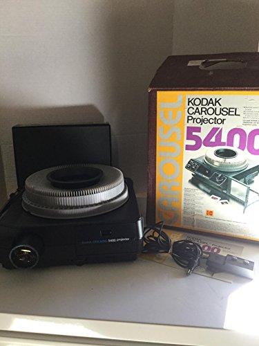 - Kodak carousel 5400