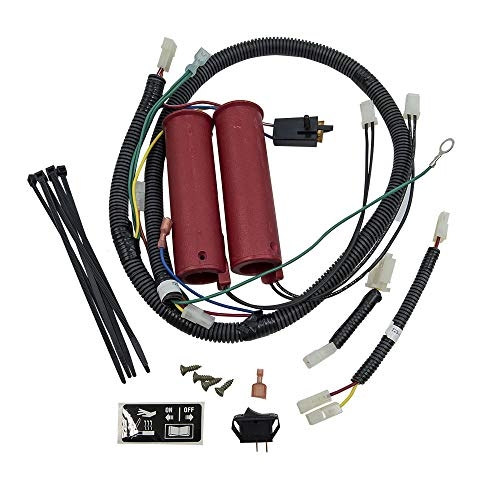 Mtd 753-05762B Snowblower Heated Hand Grip Kit Genuine Original Equipment Manufacturer (OEM) Part