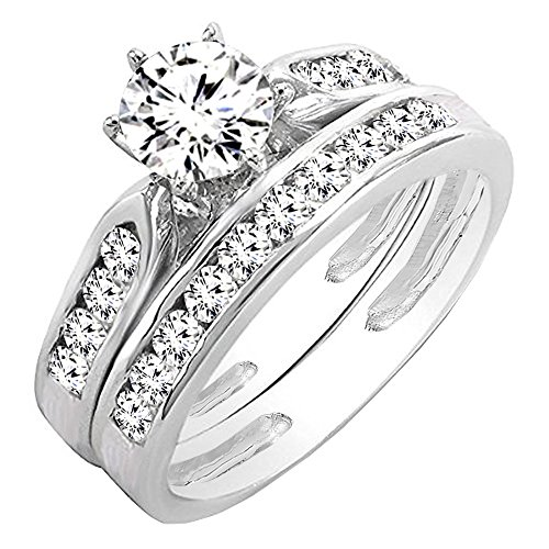 one carat diamond ring - 7