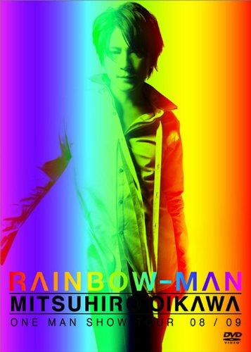 及川光博ワンマンショーツアー08/09 「RAINBOW-MAN」 [DVD] B00276HNXW