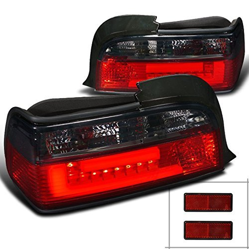 E36 Smoked Led Tail Lights