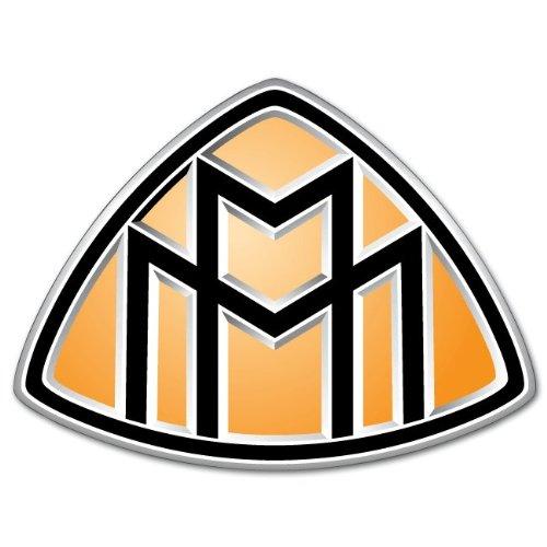 Maybach german car styling sticker decal