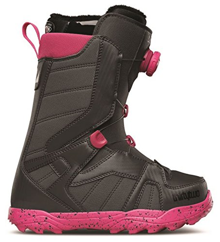 ThirtyTwo STW Boa Women's Snowboard Boots, Grey, Size 5
