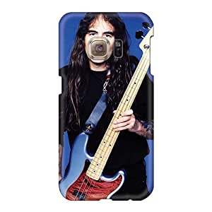 Best Hard Phone Covers For Samsung Galaxy S6 With Provide Private Custom Lifelike Lullacry Band Pattern SherriFakhry