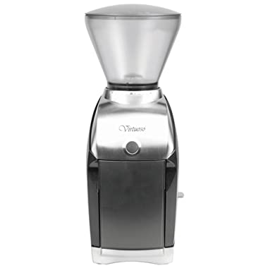 Baratza virtuoso conical burr coffee grinder review