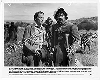 movie photo mountains of the moon patrick bergin iain glen bw still fn at amazon 39 s. Black Bedroom Furniture Sets. Home Design Ideas