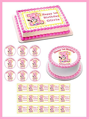Minnie Mouse Cake Toppers Shop Minnie Mouse Cake Toppers Online