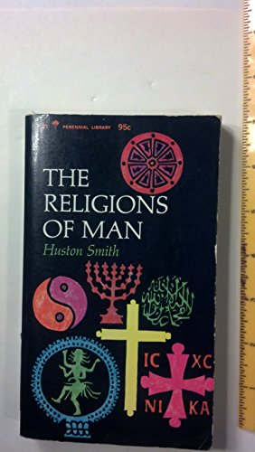 0060800216 - Huston Smith: The Religions of Man - Buch