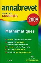 Mathématiques 3e : Sujets et corrigés