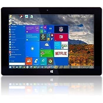 amazon com 10 windows 10 by fusion5 ultra slim design windows rh amazon com Apple Tablet PC Best Tablet PC