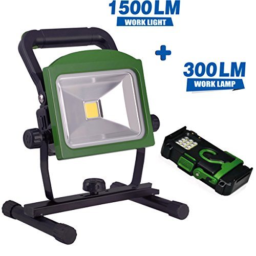 Husky Led Rechargeable Light in US - 4