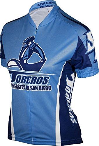 NCAA San Diego State Azteken Damen Jersey Dunkelblau / Hellblau BhAauKyyFg