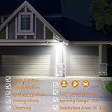 Solar Street Light, Dailyart 90W Outdoor Led Street