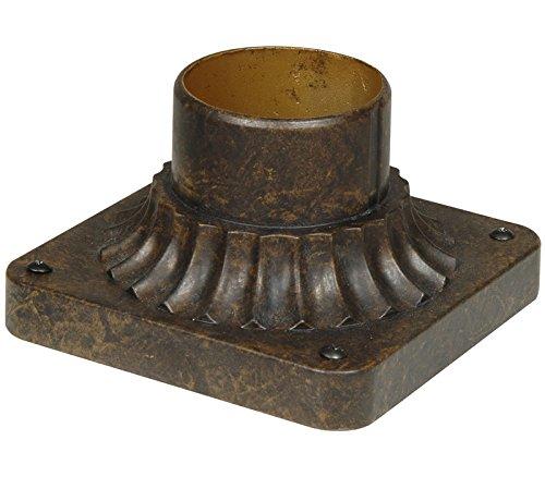 Craftmade Z200-PRO Pier Mount, Peruvian Bronze by Craftmade