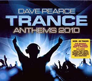 Ministry of Sound - Dave Pearce Trance Anthems 2010