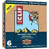 Peanut Butter Dark Chocolate Banana Energy Bar (Pack of 36)