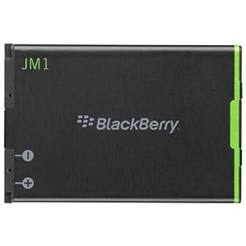 BlackBerry BT-ACC40871201 - Batería de 1230 mAh para BlackBerry 9900 9930, color negro