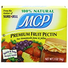 MCP Premium Fruit Pectin, 2-Ounce Boxes (Pack of 8) by Sure Jell