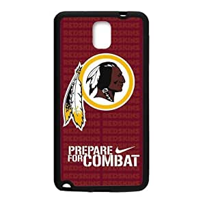 Hoomin Washington Redskins Prepare For Combat For Case Samsung Galaxy S4 I9500 Cover Cell Phone Cases Cover Popular Gifts(Laster Technology)