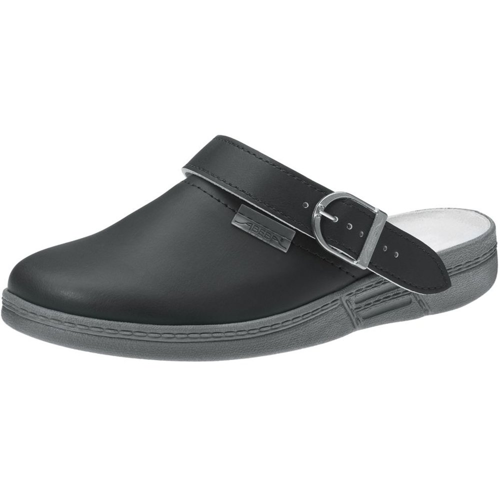 Abeba 7031-41 The Original Chaussures sabot Taille 41 Noir