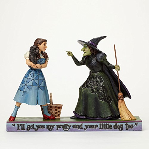 Dorothy with Wicked Witch - Hours Creek City