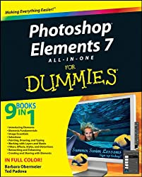 Photoshop Elements 7 All-in-one for Dummies